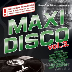 Maxi Disco, Vol.3. mp3 Compilation by Various Artists