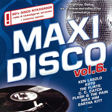 Maxi Disco, Vol.6. mp3 Compilation by Various Artists