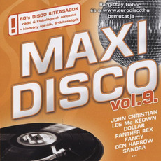 Maxi Disco, Vol.9. mp3 Compilation by Various Artists
