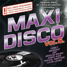 Maxi Disco, Vol.5. mp3 Compilation by Various Artists