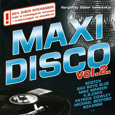Maxi Disco, Vol.2. mp3 Compilation by Various Artists