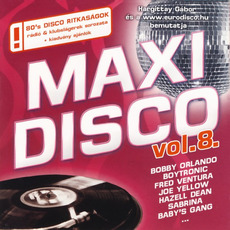 Maxi Disco, Vol.8. mp3 Compilation by Various Artists