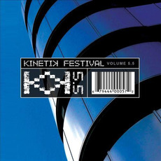 Kinetik Festival, Volume 5.5 mp3 Compilation by Various Artists