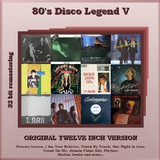 80's Disco Legend V mp3 Compilation by Various Artists