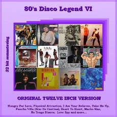 80's Disco Legend VI mp3 Compilation by Various Artists