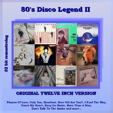 80's Disco Legend II mp3 Compilation by Various Artists