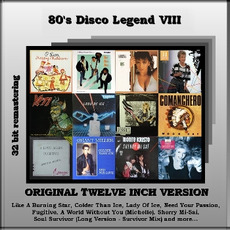 80's Disco Legend VIII mp3 Compilation by Various Artists