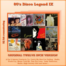 80's Disco Legend IX mp3 Compilation by Various Artists