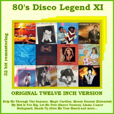 80's Disco Legend XI mp3 Compilation by Various Artists