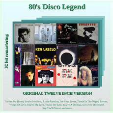 80's Disco Legend mp3 Compilation by Various Artists