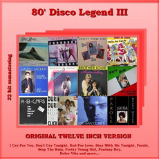 80's Disco Legend III mp3 Compilation by Various Artists