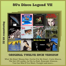 80's Disco Legend VII mp3 Compilation by Various Artists