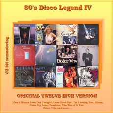 80's Disco Legend IV mp3 Compilation by Various Artists