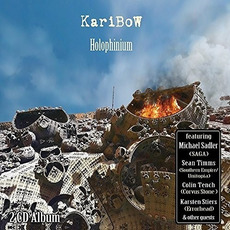 Holophinium mp3 Album by Karibow