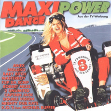 Maxi Power Dance, Volume 8 mp3 Compilation by Various Artists