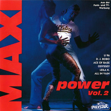 Maxi Power, Volume 2 by Various Artists