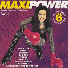 Maxi Power, Volume 6 by Various Artists