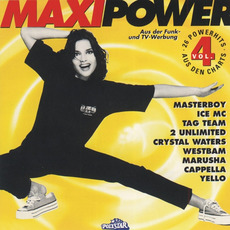 Maxi Power, Volume 4 by Various Artists