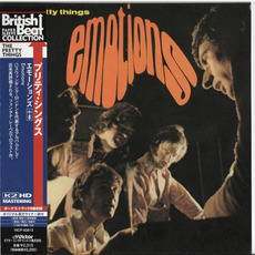 Emotions (Japanese Edition) by The Pretty Things