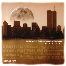 MDM 27: A New Urban Sounds Fusion, Part 2 by Various Artists