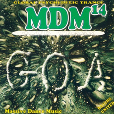 MDM 14: Global Psychedelic Trance mp3 Compilation by Various Artists