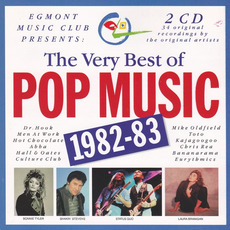 The Very Best of Pop Music 1982-83 by Various Artists