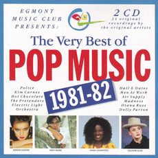 The Very Best of Pop Music 1981-82 mp3 Compilation by Various Artists
