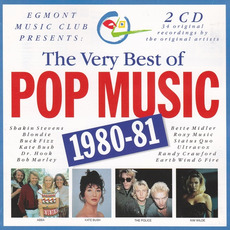 The Very Best of Pop Music 1980-81 by Various Artists