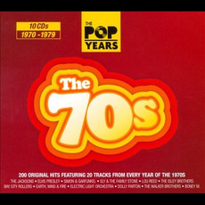 The Pop Years: The 70s mp3 Compilation by Various Artists