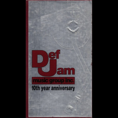 Def Jam Music Group Inc. 10th Year Anniversary mp3 Compilation by Various Artists