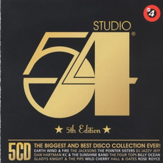 Studio 54 *5th Edition*: The Biggest and Best Disco Collection Ever! mp3 Compilation by Various Artists