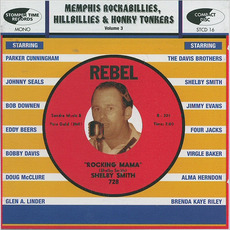 Memphis Rockabillies, Hillbillies & Honky Tonkers, Volume 3 by Various Artists