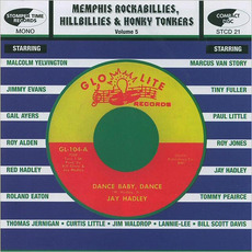 Memphis Rockabillies, Hillbillies & Honky Tonkers, Volume 5 by Various Artists