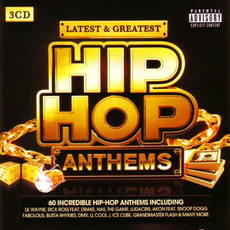 Latest & Greatest Hip Hop Anthems mp3 Compilation by Various Artists