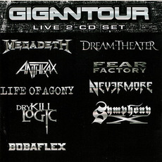 Gigantour 2005 mp3 Compilation by Various Artists