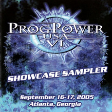 ProgPower USA VI: Showcase Sampler mp3 Compilation by Various Artists