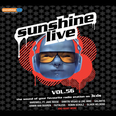Sunshine Live, Volume 56 mp3 Compilation by Various Artists