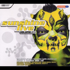 Sunshine Live, Volume 13 mp3 Compilation by Various Artists