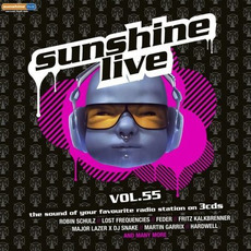 Sunshine Live, Volume 55 mp3 Compilation by Various Artists