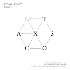 EX'ACT (Chinese Version) mp3 Album by EXO