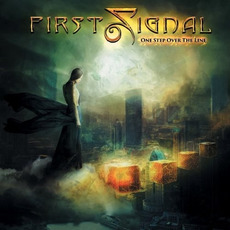One Step over the Line mp3 Album by First Signal
