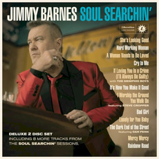Soul Searchin' (Deluxe Edition) mp3 Album by Jimmy Barnes
