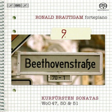 Beethoven: Complete Works for Solo Piano, Vol.9 by Ludwig Van Beethoven