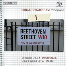 Beethoven: Complete Works for Solo Piano, Vol.1 by Ludwig Van Beethoven
