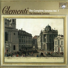 Clementi: The Complete Sonatas, Vol.1 - The Viennese Sonatas by Muzio Clementi