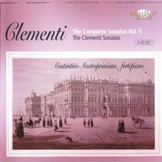Clementi: The Complete Sonatas, Vol.5 - The London Sonatas III by Muzio Clementi