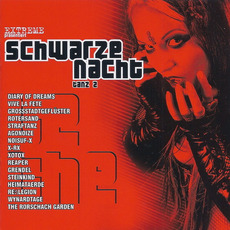 Schwarze Nacht, Tanz 2 mp3 Compilation by Various Artists
