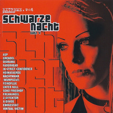 Schwarze Nacht, Tanz 4 mp3 Compilation by Various Artists
