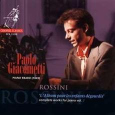 Rossini: Complete Works for Piano, Vol.2 mp3 Artist Compilation by Gioachino Rossini