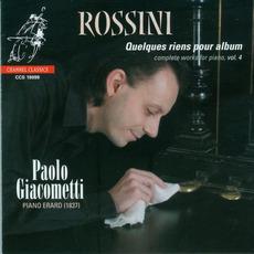 Rossini: Complete Works for Piano, Vol.4 mp3 Artist Compilation by Gioachino Rossini
